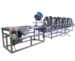 Vibrating and Drying Line